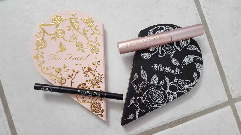 Too Faced x Kat Von D Better Together