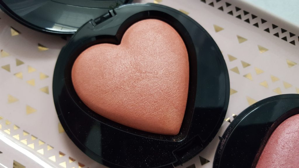 Beauty That Counts Mary Kay Baked Cheek Powder kind heart