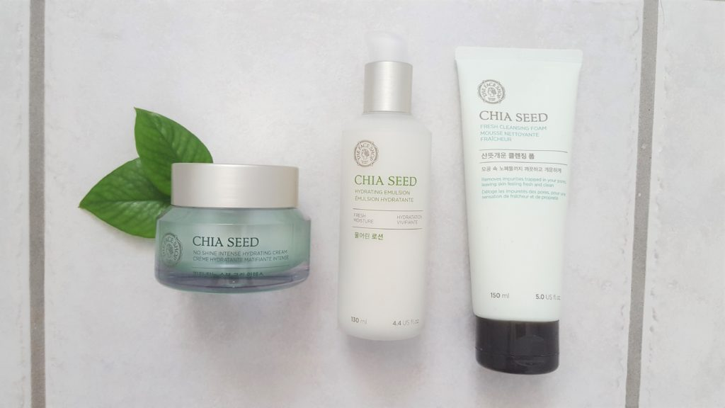 thefaceshop chia seed