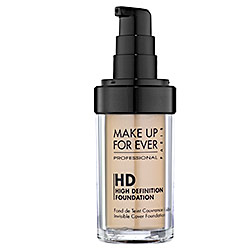 MAKE UP FOR EVER - HD Invisible Cover Foundation