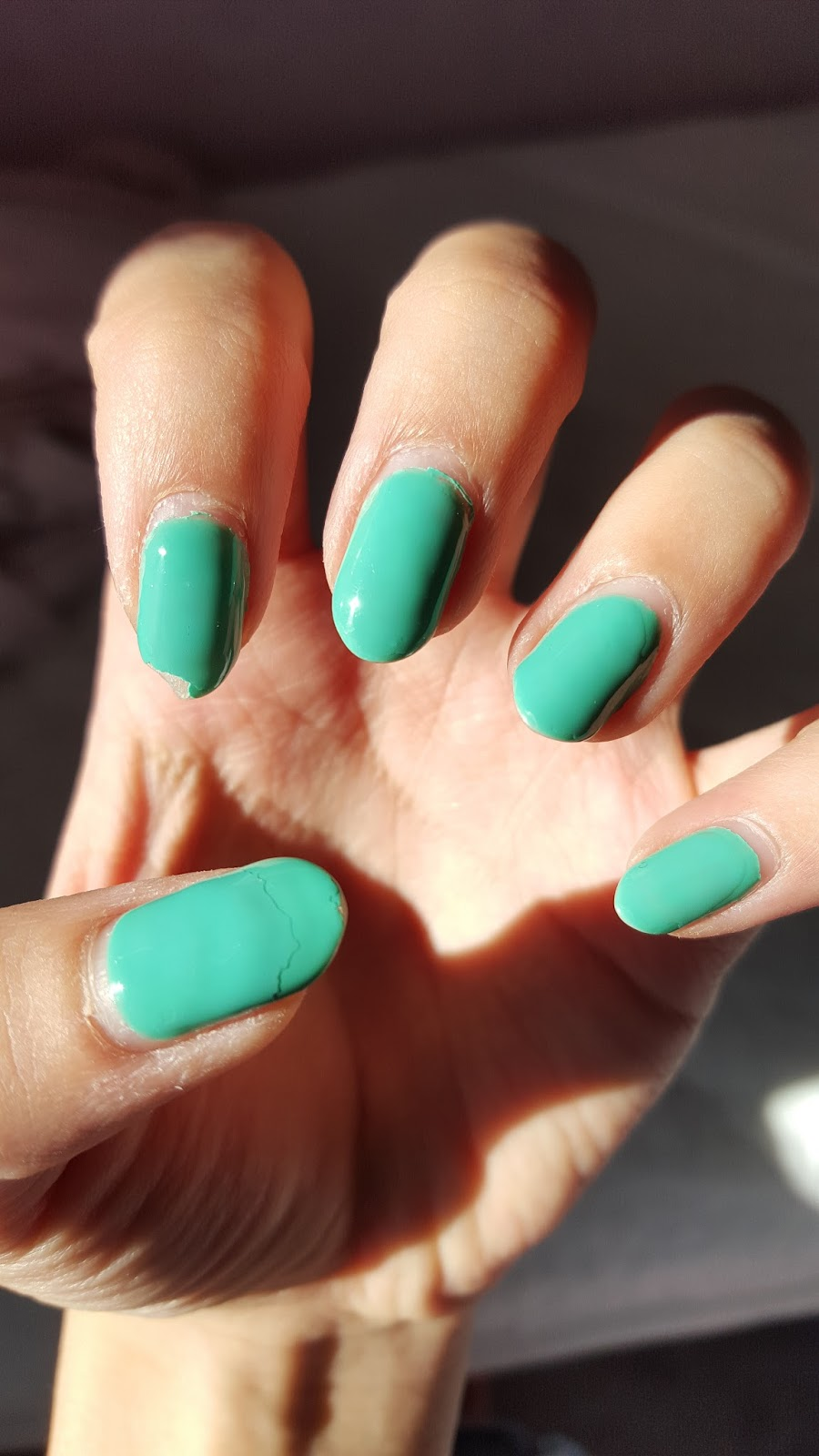 NailsOfTheDay: First Experience with Gel Nail Polish - I\'m Not a ...
