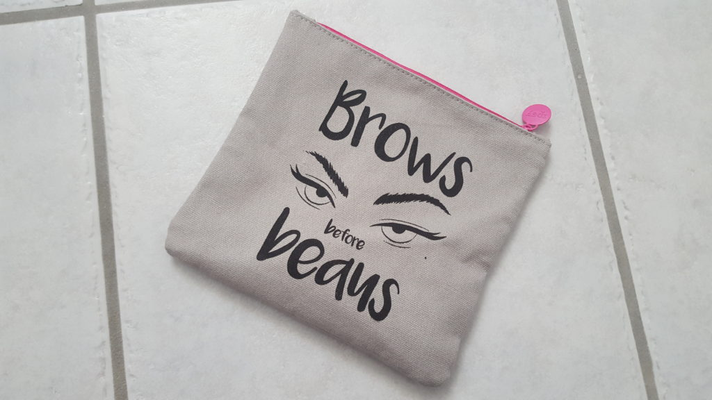 Brows before Beaus