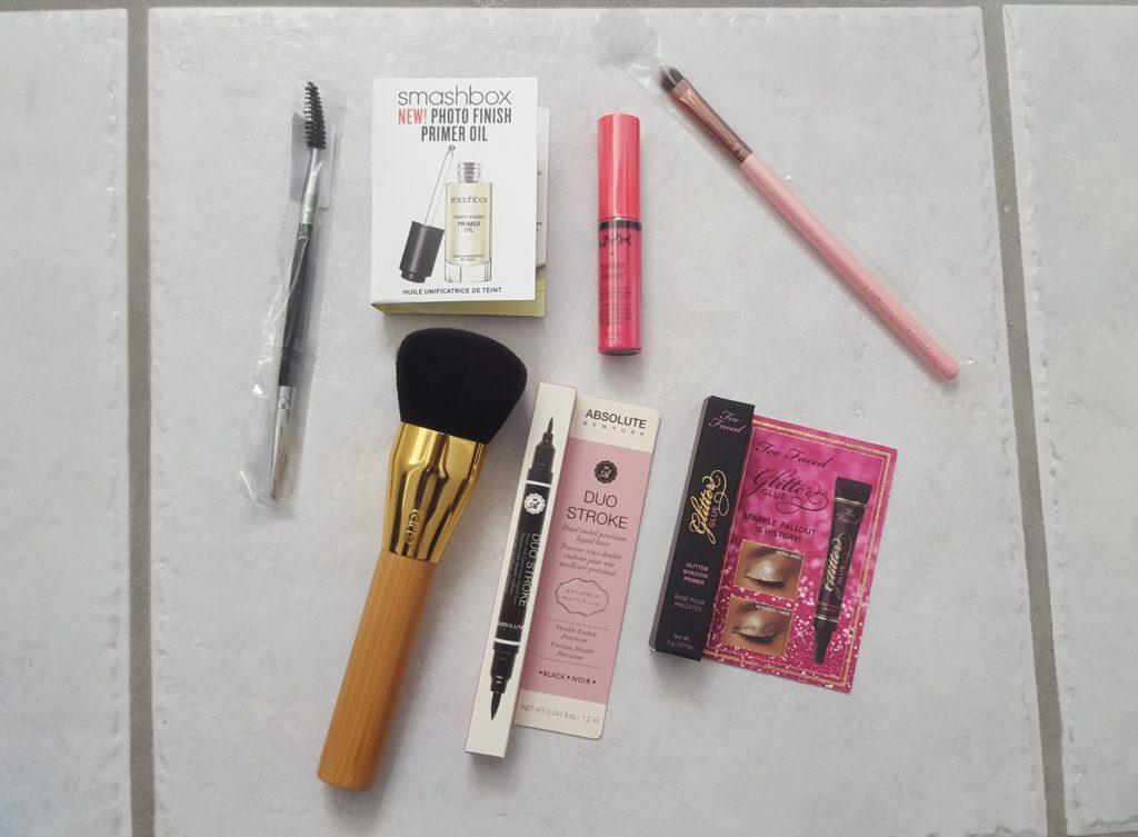 gen beauty day 1 gift bag