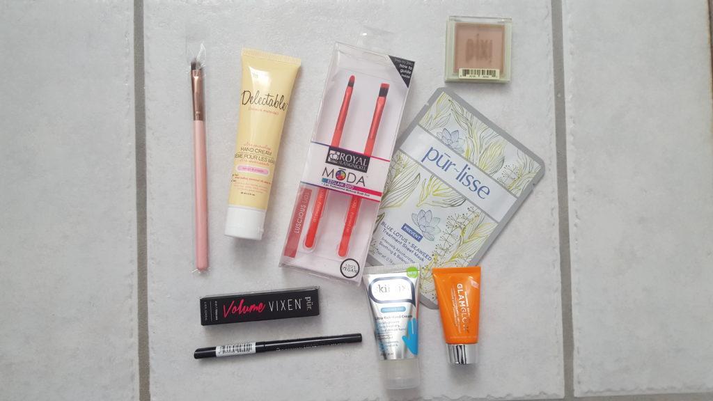 gen beauty day 2 gift bag