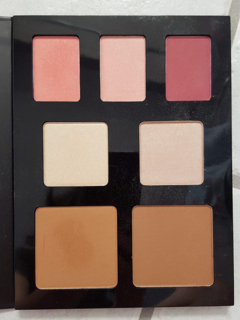 nyx beauty school dropout graduate palette