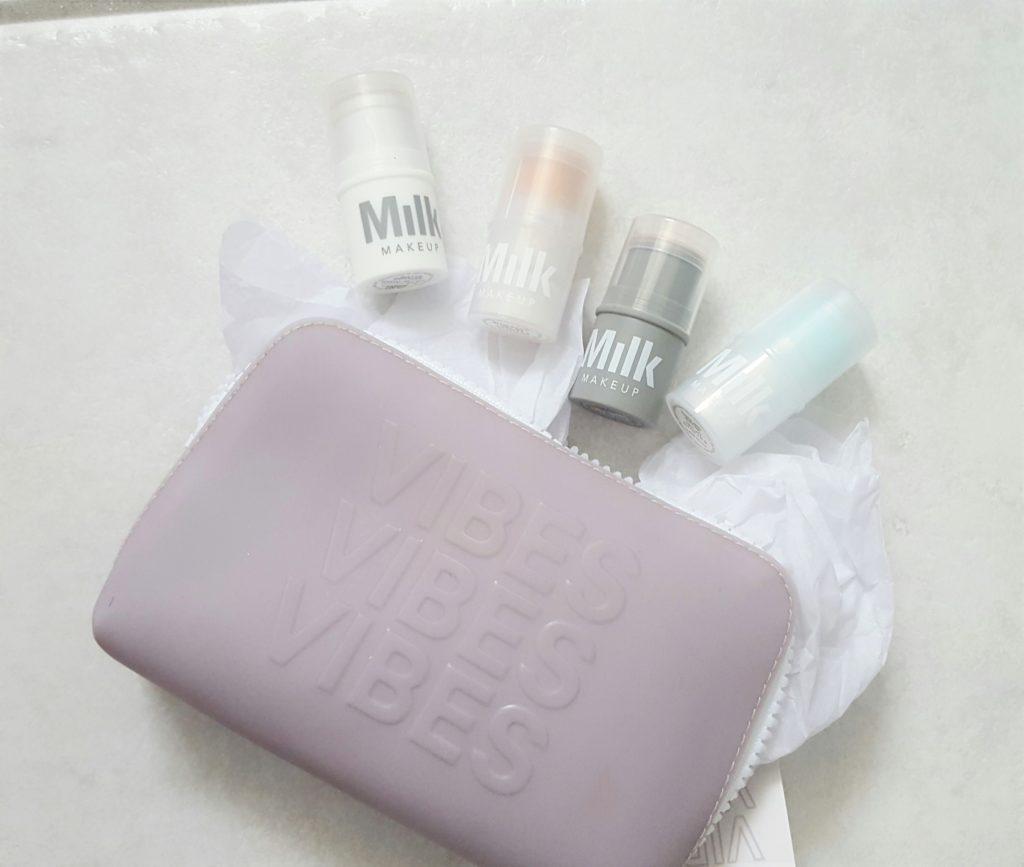 milk makeup vibes