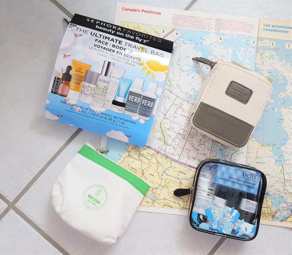 travel beauty kits