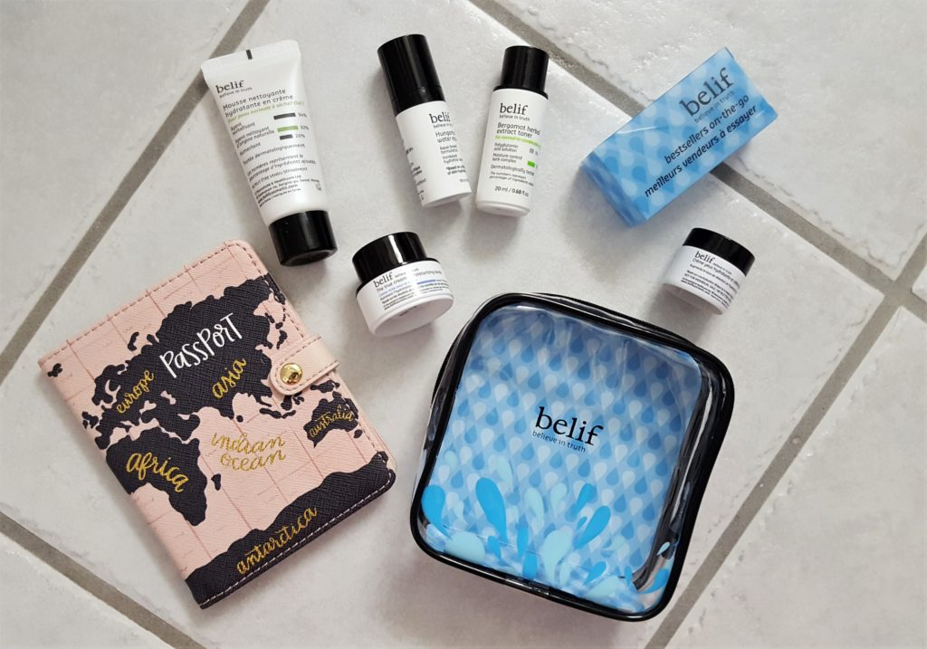 belif best sellers on the go
