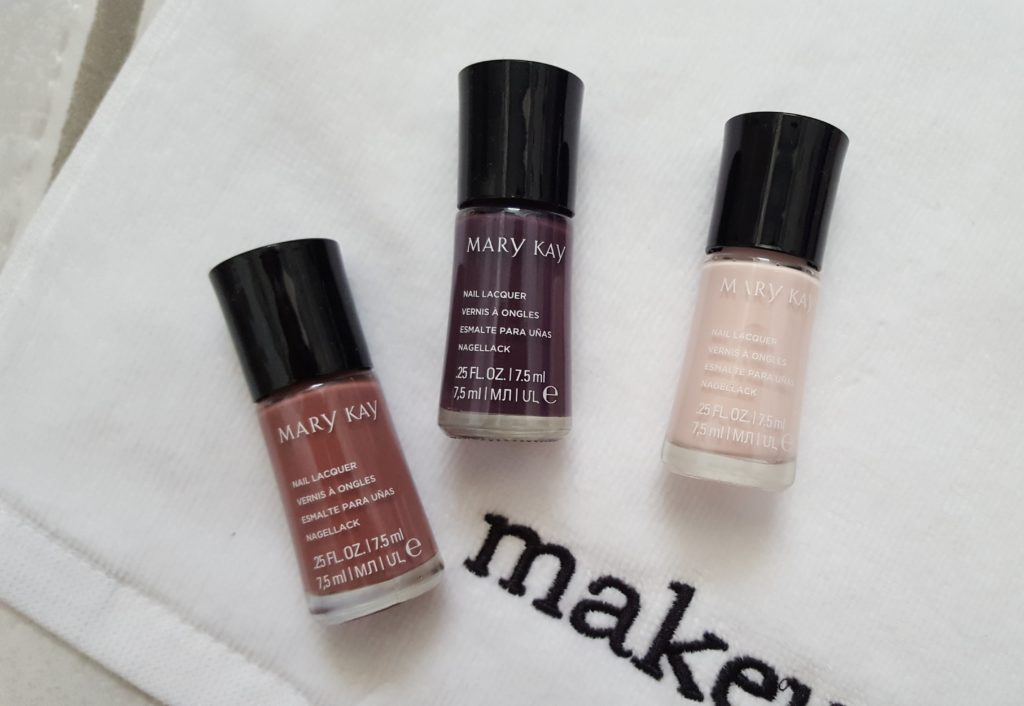 Mary Kay nail polish