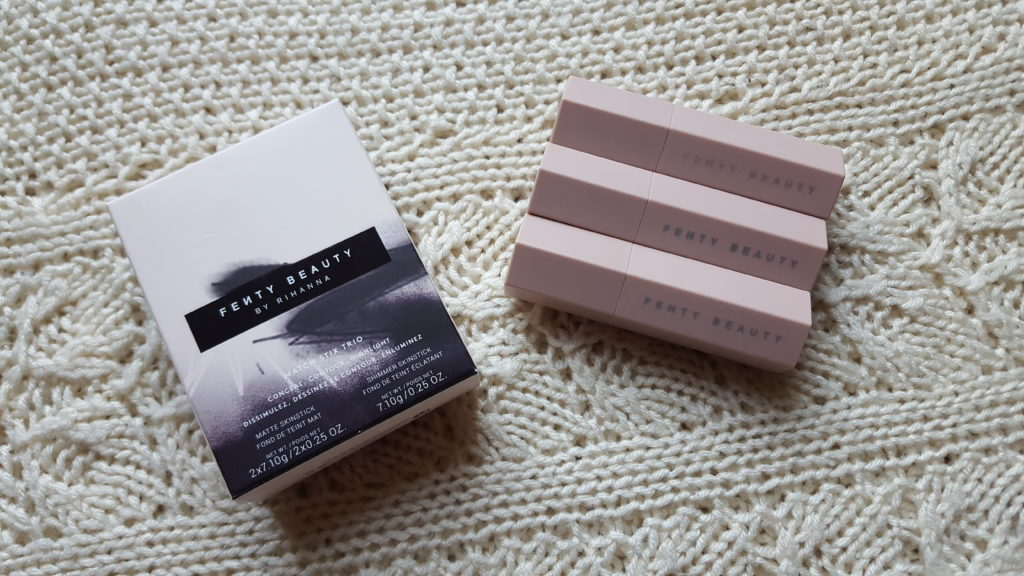 fenty beauty match stix light