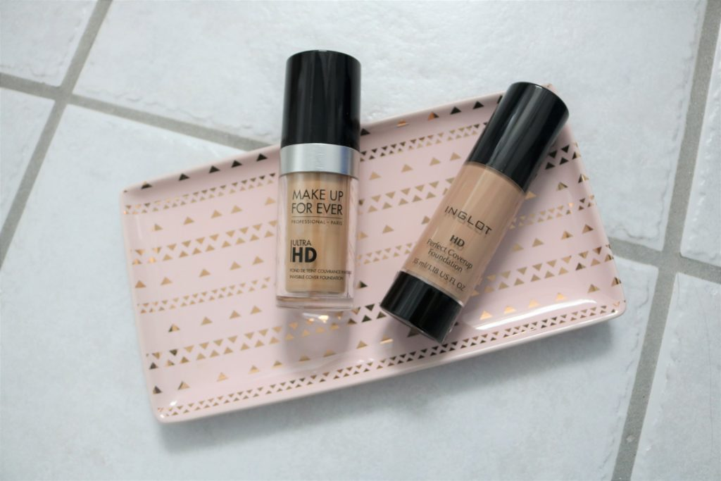 make up for ever inglot hd perfect coverup
