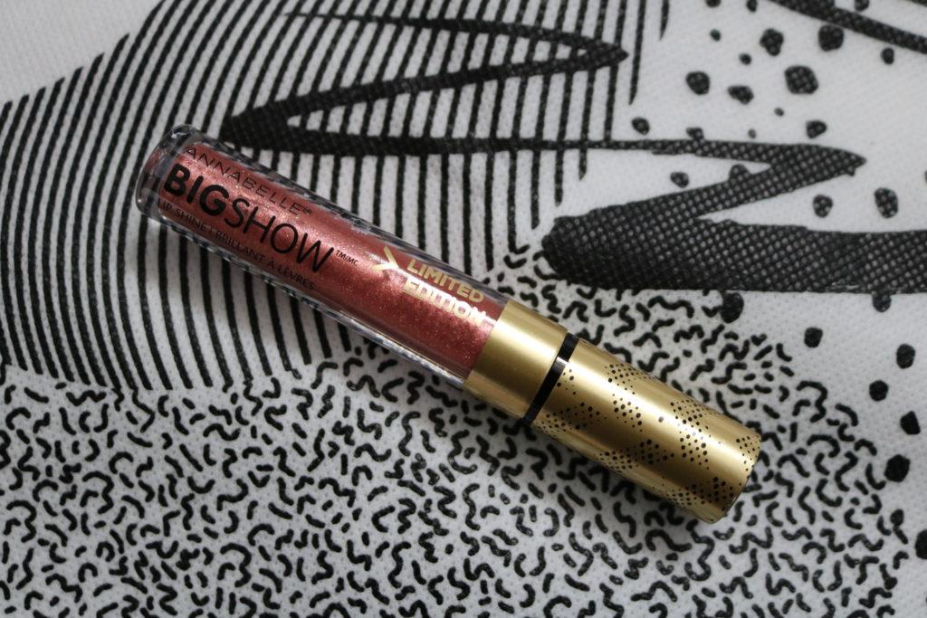annabelle big show lip shine
