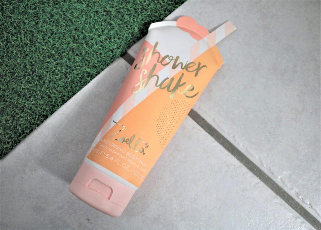 Zoella Beauty Shower Shake Jelly and Gelato