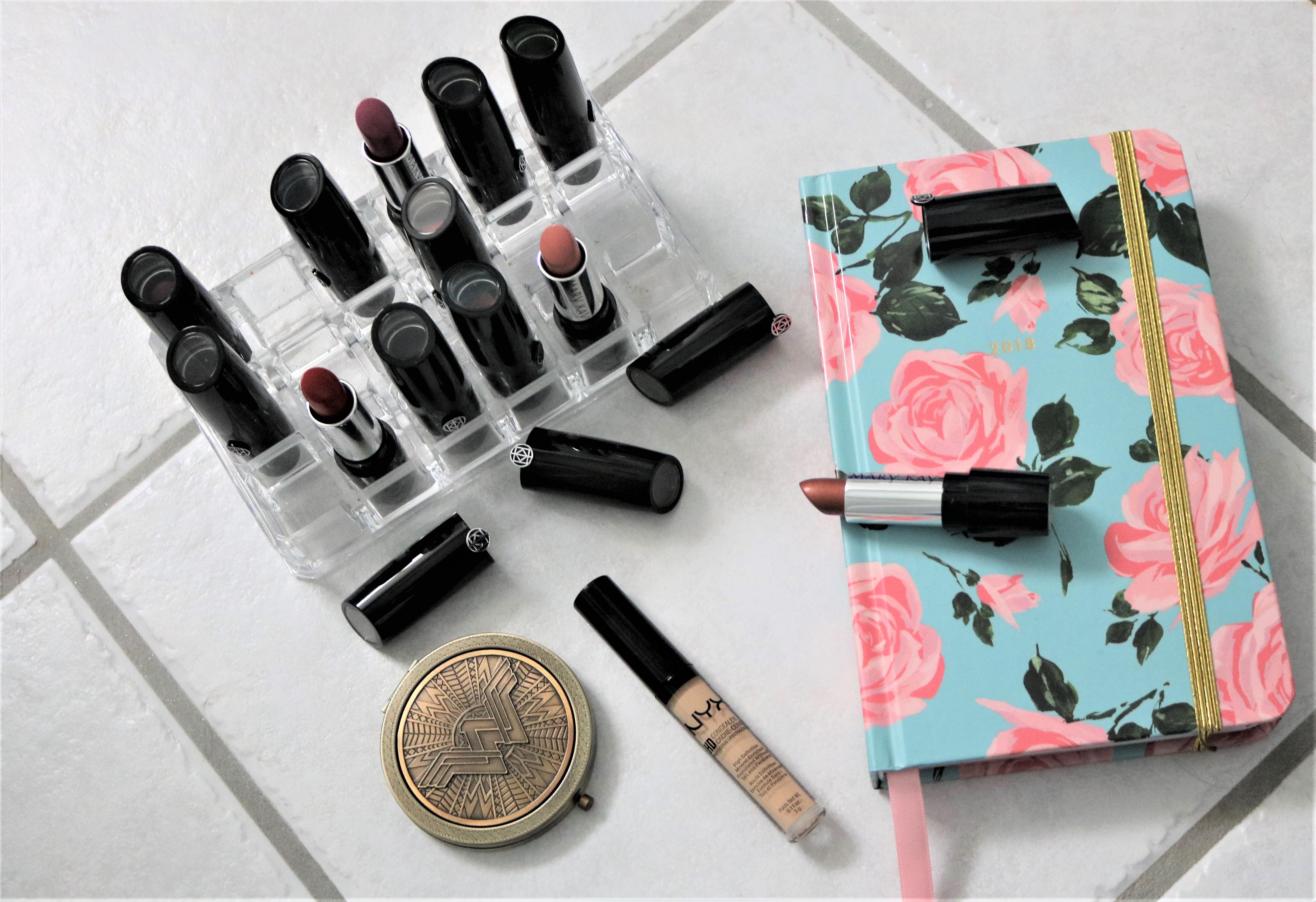 Review: Mary Kay Gel Semi-Shine Lipsticks - I\'m Not a Beauty Guru