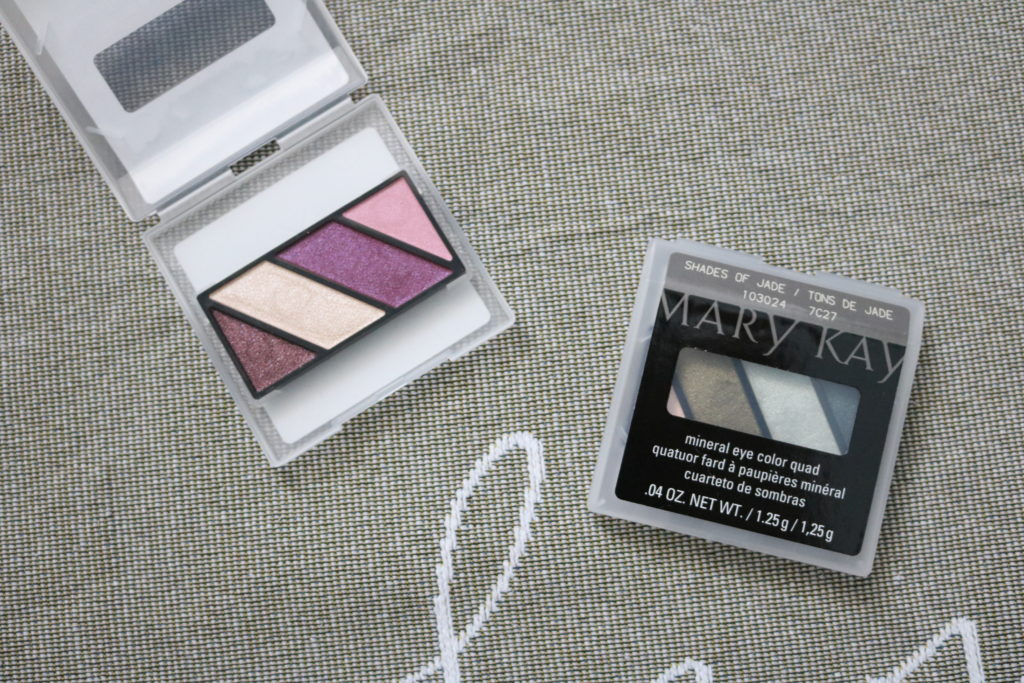 mary kay mineral colour eye quad