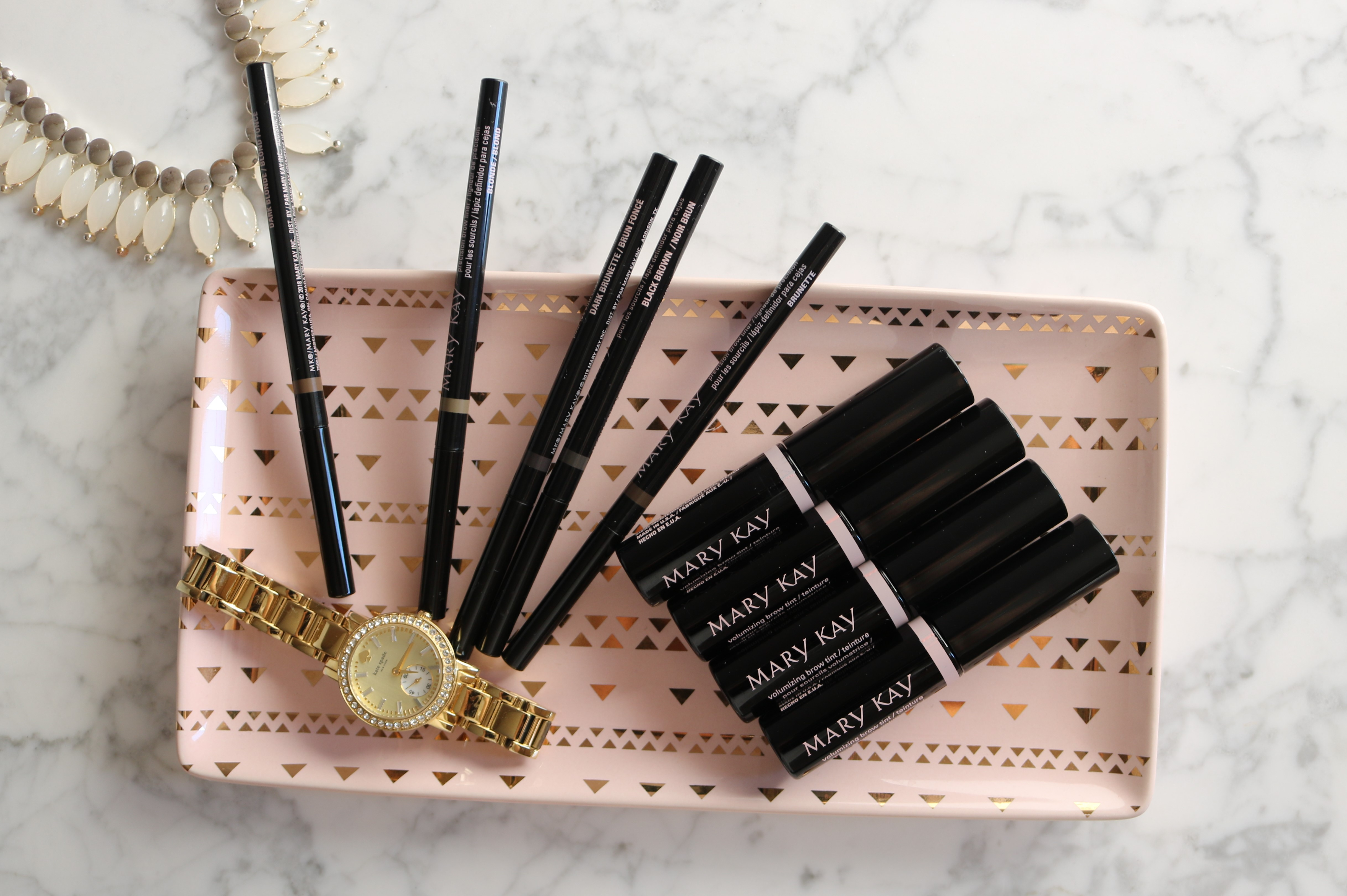 Review Mary Kay Brow Products Im Not A Beauty Guru